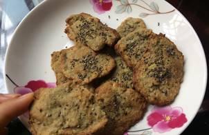 Bánh khoai lang yến mạch ngũ cốc giảm cân