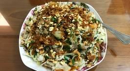Hình ảnh món Gỏi gà bắp cải