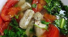 Hình ảnh món Cá đục nấu cà chua