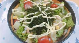 Hình ảnh món Salad rong nho hải sản ✨