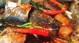 Hình ảnh món Cá Nục kho nước dừa