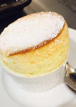 Bánh Soufflé