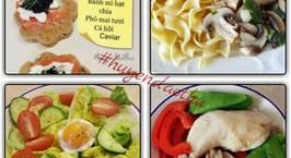 Hình ảnh món Day 7 | Thực đơn Clean eating cho 14 ngày