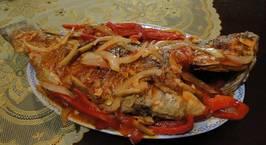 Hình ảnh món [PINOY]Escabeche (Sweet & Sour Fish)
