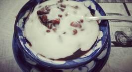 Hình ảnh món Chè đậu đỏ nước cốt dừa