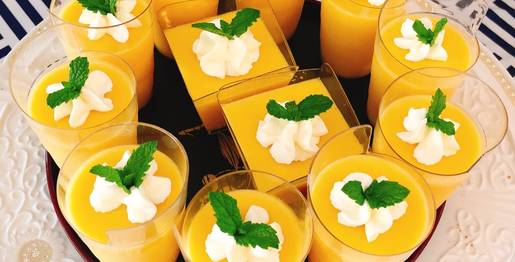 Hình ảnh Mango Pudding