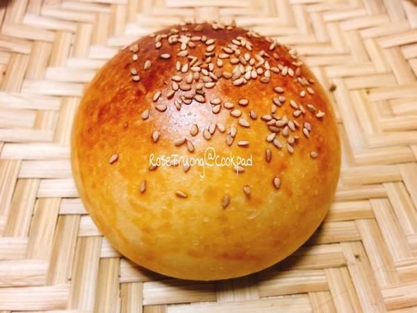 Hamburger Buns - Bánh Mì Hamburger