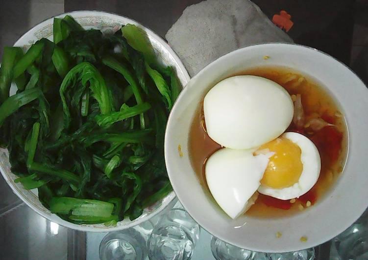 Image result for trứng vịt luộc dầm nước mấm