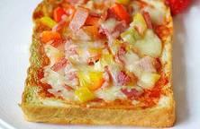 Bánh mì pizza
