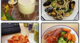 Hình ảnh món Day 3 | Thực đơn Clean eating 14 ngày