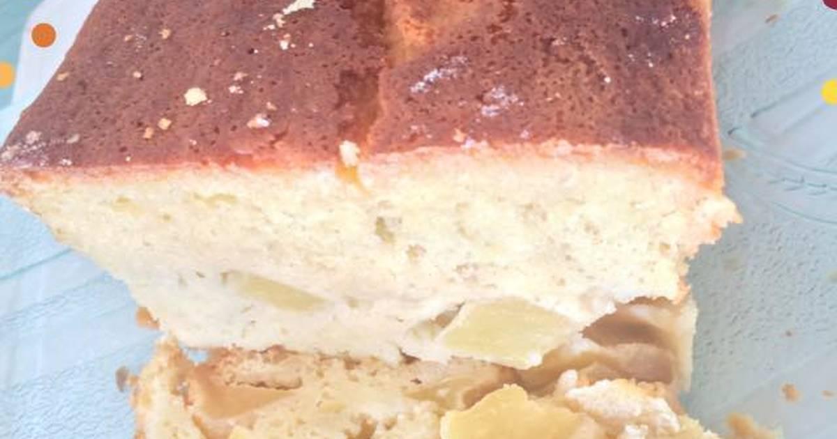 Cake Gourmand Aux Pommes