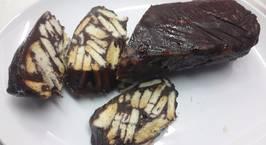 Hình ảnh món Xúc xích socola (bánh quy socola)