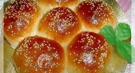 Hình ảnh món Cheese soft rolls (Bánh mì mềm phô mai)