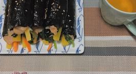Hình ảnh món Baby Kimpap
