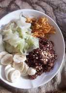 Món ăn eat-clean gạo lứt nhanh gọn nhất mà ngon