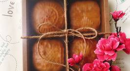 Hình ảnh món Bánh Trung Thu Nướng Nhân Thập Cẩm Vi Cá Thịt Lạp