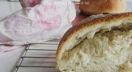 Hình ảnh món Làm bánh mì cho người làm lần đầu (bằng bột mì đa dụng theo công thức lười biếng mà bánh vẫn cực ngon)