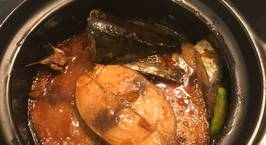 Hình ảnh món Cá ngừ bò kho kẹo