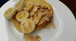 Hình ảnh món Pancake mix trái cây, hạt