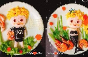 Xem video LiveCooking: Trang trí cơm cho bé yêu ngày 1/6 với bạn Qui Kim Vo