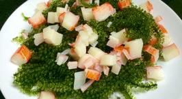 Hình ảnh món Gỏi/salad rong nho cua biển