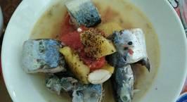 Hình ảnh món Cá nục kho thơm cà