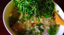 Hình ảnh món Vườn rau cháo