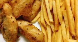 Hình ảnh món Fish and chips