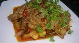Hình ảnh món Cá ngừ đại dương vị cà ri cay