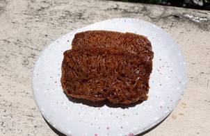 Bánh bò nướng đường thốt nốt