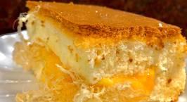Hình ảnh món Bánh bông lan trứng muối chà bông