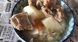 Hình ảnh món Canh sườn khoai tây