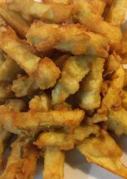 Khoai tây tẩm bột