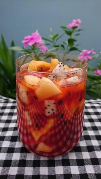 Chè trái cây giải nhiệt ngày nắng