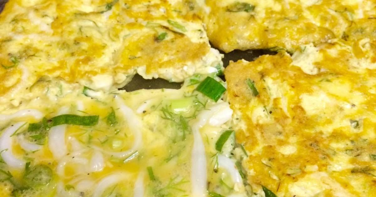 Trứng chiên cá Ngần