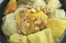 Bí hầm dừa