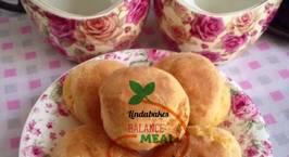 Hình ảnh món Gluten Free Brazillian Cheese Buns     (Bánh mỳ Brazil ko Gluten: dùng bột năng)