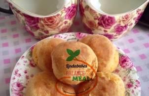 Gluten Free Brazillian Cheese Buns     (Bánh mỳ Brazil ko Gluten: dùng bột năng)