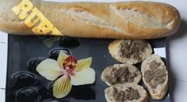 Hình ảnh món Pâté gan bò không mỡ - không hấp