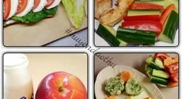 Hình ảnh món Day 9 | Thực đơn Clean eating cho 14 ngày