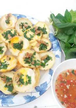 Bánh khọt (trứng)