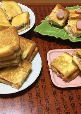 4 loại sandwich ăn sáng