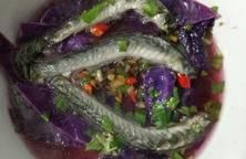 Chanh chua cá kèo