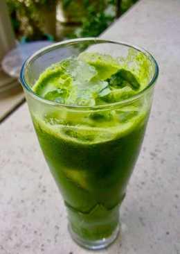 Nước ép Kale trị gout