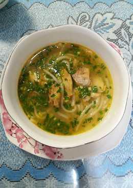 Cháo Bột -Bánh Canh Cá Lóc (Đặc sản Quảng Trị)