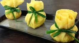 Hình ảnh món Trứng Bọc Tôm Thịt & Rau Củ