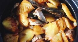 Hình ảnh món Cá đối kho thơm
