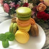 Bánh Macaron (Pháp)