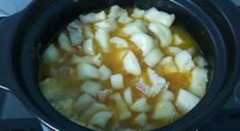 Hình ảnh món Thịt kho củ cải trắng!