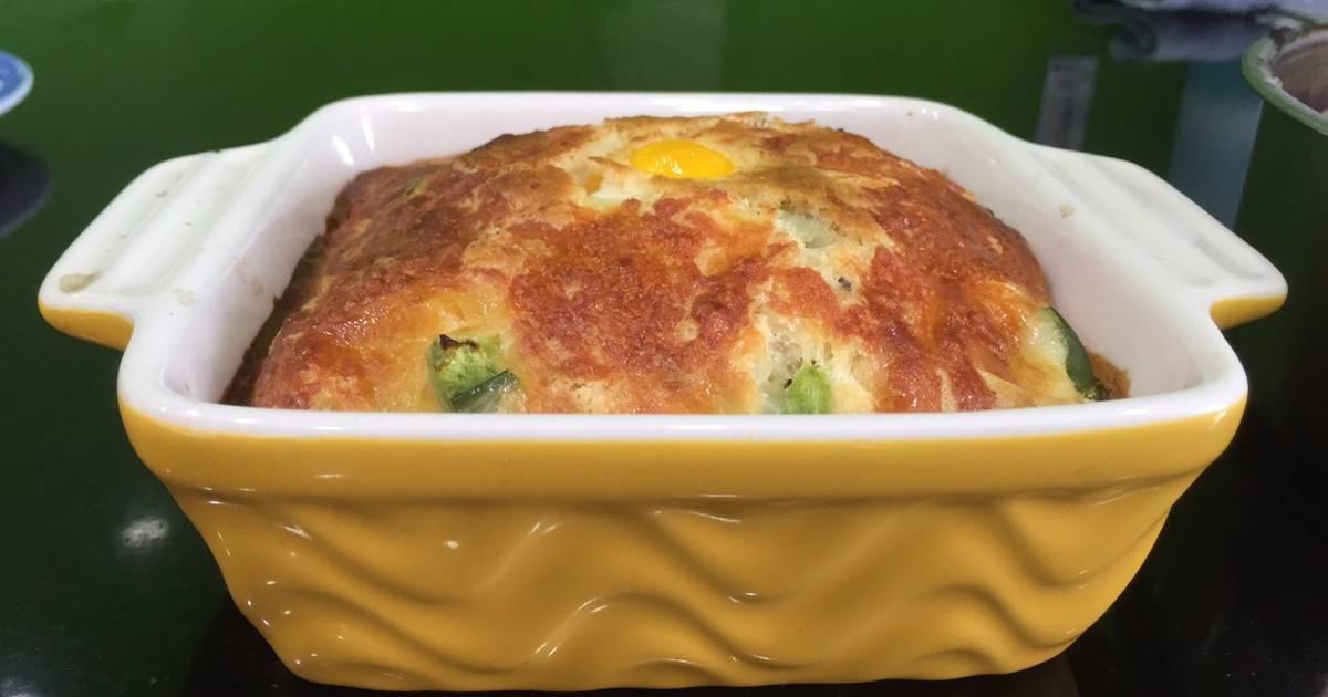 Bánh trứng nướng phô mai